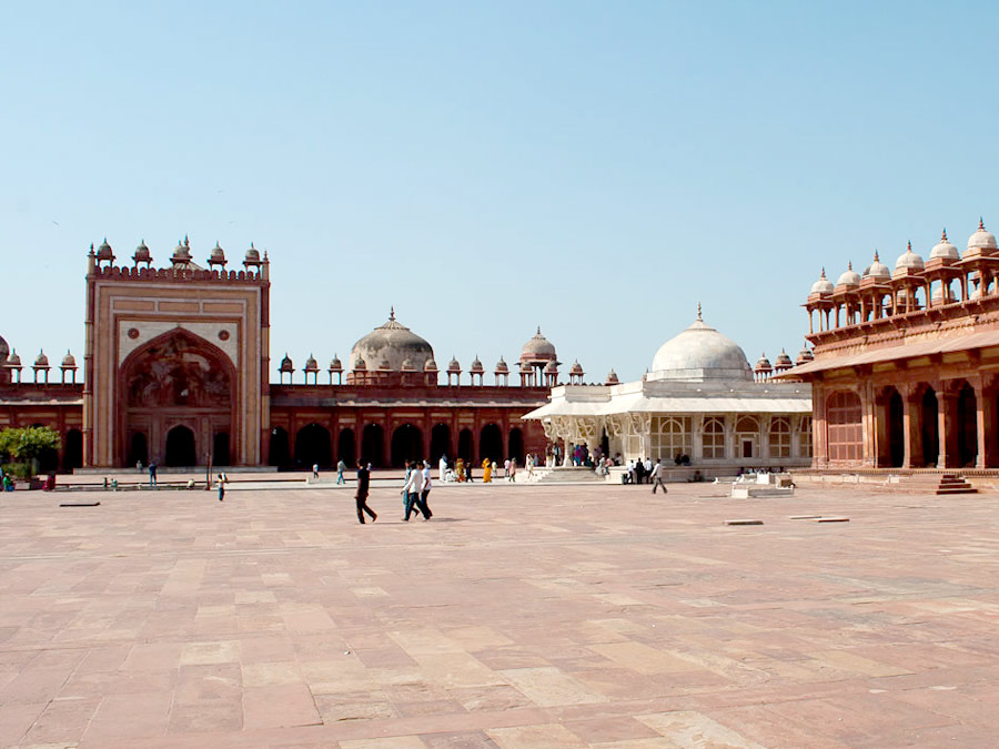 itinerary_fathepur_fort Shekhawati Tour with Taj Mahal