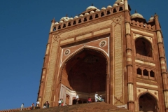 itinerary_fathepur_bulanddawraza Golden Triangle tour with Ranthambore