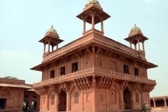 itinerary_fathepur_diwanikhass Golden Triangle Tour with Haridwar and Rishikesh