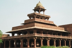 itinerary_fathepur_panchmahal Golden Triangle tour with Ranthambore