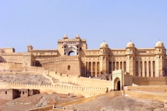 itinerary_jaipur_amber Golden Triangle Tour with Goa