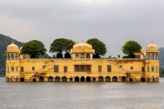 itinerary_jaipur_jalmahal Golden Triangle Tour with Haridwar and Rishikesh
