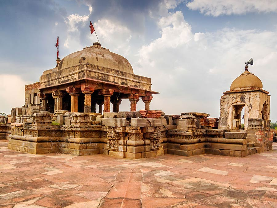 itinerary_abhaneri_harshatmata Best of North India Tour Package