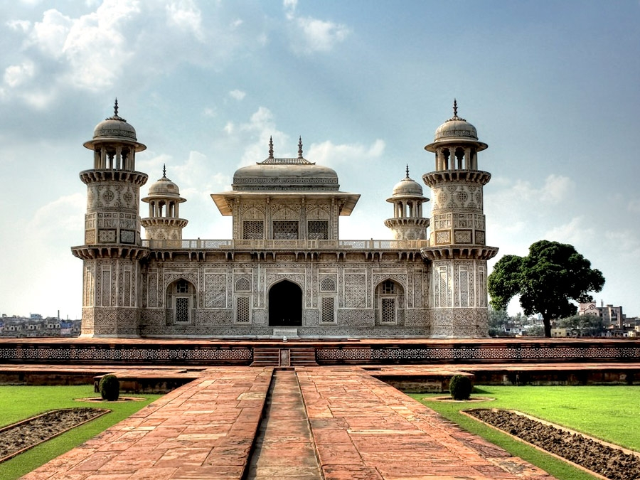itinerary_agra_tomb