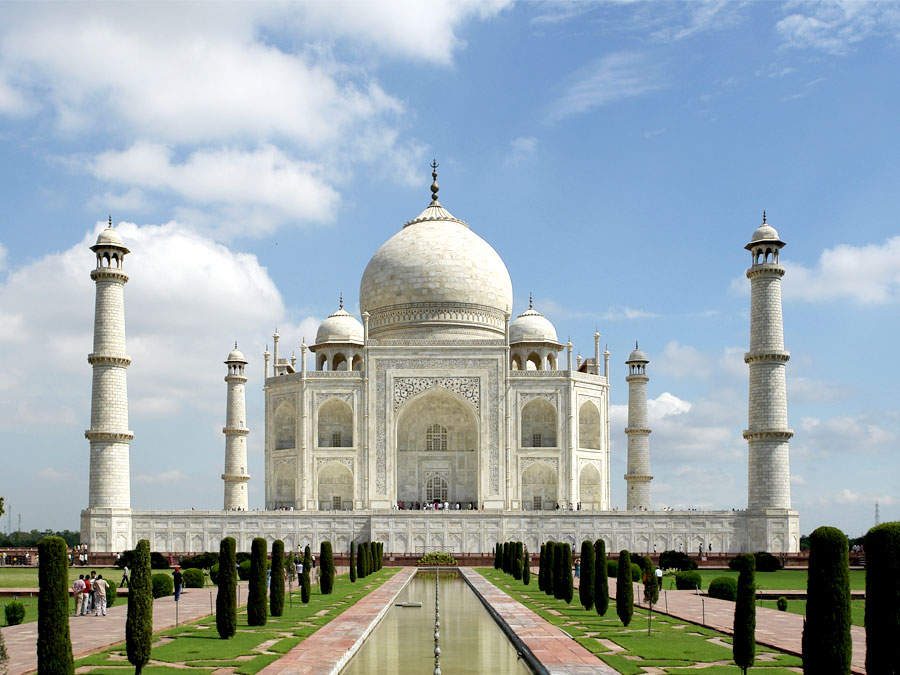 itinerary_agra_tajmahal Golden Triangle with Sariska and Gwalior
