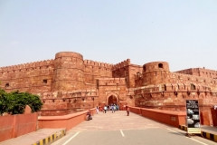 itinerary_agra_fort Golden Triangle Tour with Goa