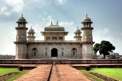 itinerary_agra_tomb Golden Triangle Tour with Haridwar and Rishikesh