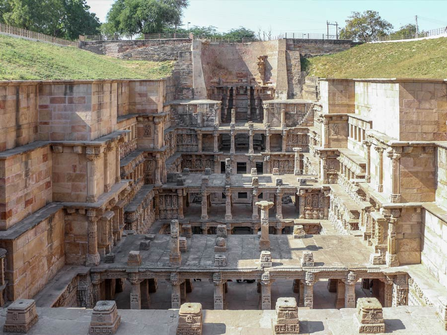 itinerary_ahmedabad_excursion_ranikivav Gujarat Architecture Tour