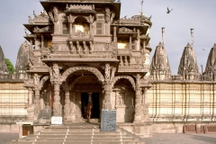 itinerary_ahmedabad_hathisingh Golden Triangle Tour with Gujarat