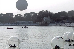 itinerary_ahmedabad_kankarialake Golden Triangle Tour with Gujarat