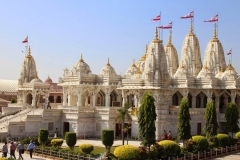 itinerary_bhuj_swaminarayantemple Golden Triangle Tour with Gujarat