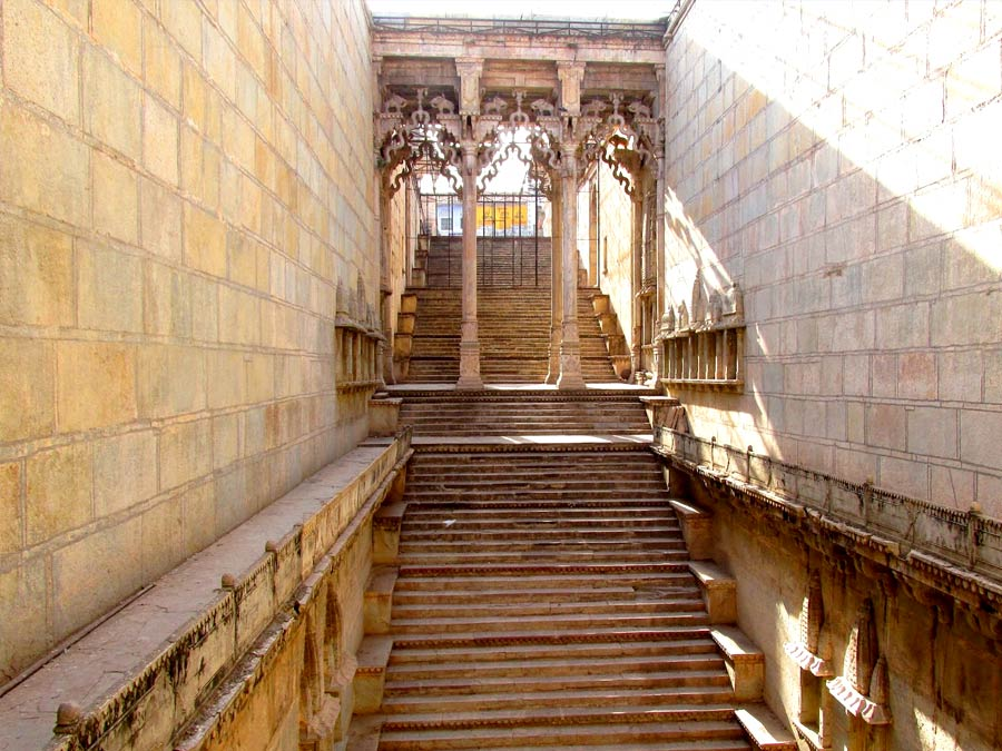 itinerary_bundi_baori Rajasthan Tour with Pushkar Fair