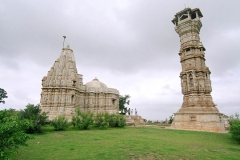 chittorgarh_itinerary_vijaystambh Best of North India Tour Package