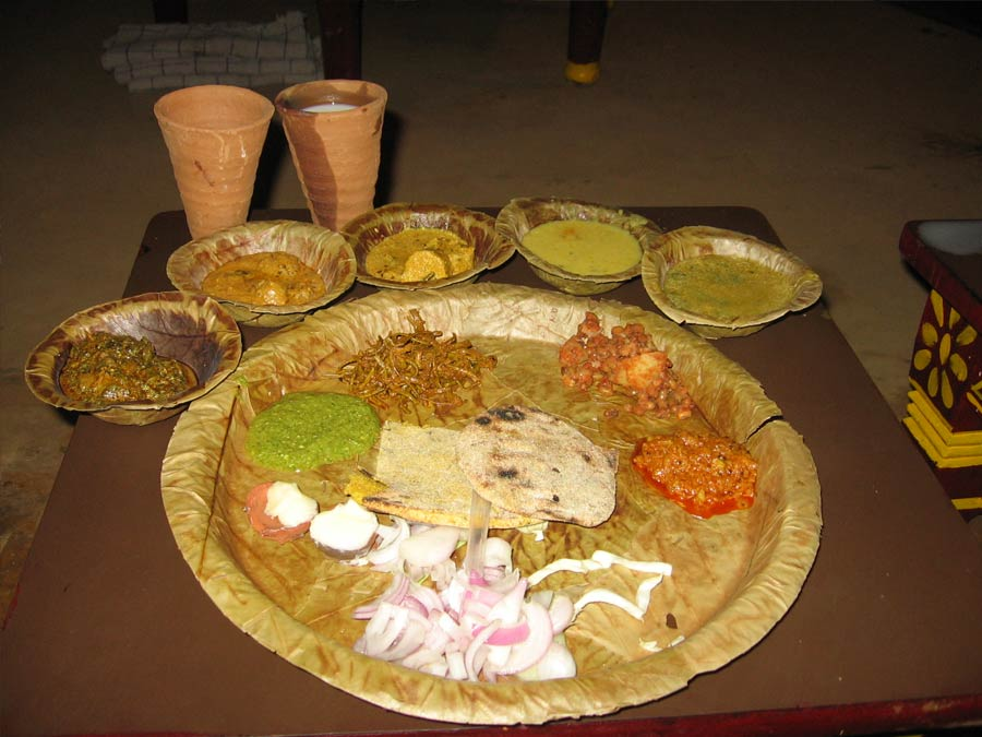 itinerary_chokhidhani_food Rustic and Rural Rajasthan Tour Package