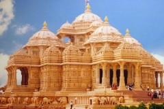 itinerary_delhi_akshardham Rural Rajasthan Tour Package