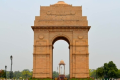 itinerary_delhi_indiagate Golden Triangle Tour with Goa