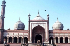 itinerary_delhi_jamamasjid Golden Triangle with Sariska and Gwalior