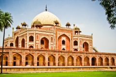 itinerary_delhi_tomb Golden Triangle tour with Ranthambore