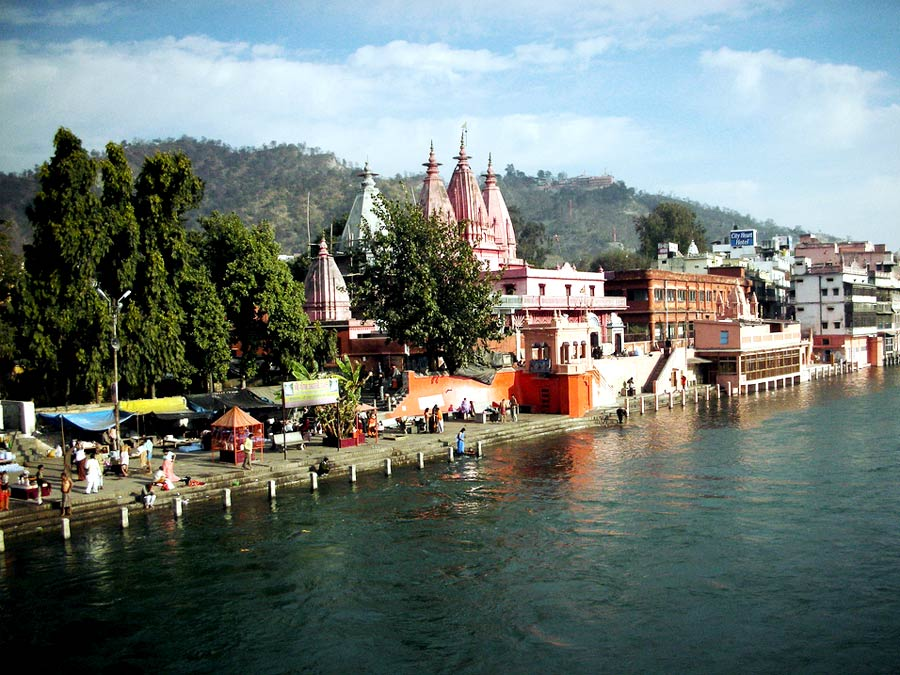 itinerary_haridwar_mainview Golden Triangle Tour with Haridwar and Rishikesh