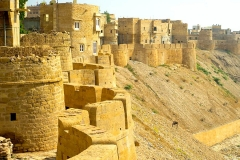 itinerary_jaisalmer_fort Rural Rajasthan Tour Package