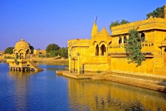 itinerary_jaisalmer_gadsisar Best of North India Tour Package