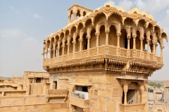itinerary_jaisalmer_haveli Best of North India Tour Package