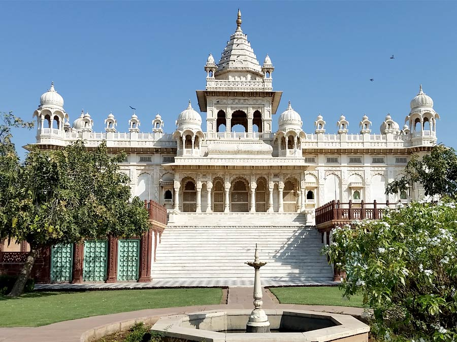 itinerary_jodhpur_jaswanthada Wonderful Rajasthan Tour Package