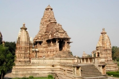 itinerary_khajuraho_lakshmana Great India Wildlife Tour
