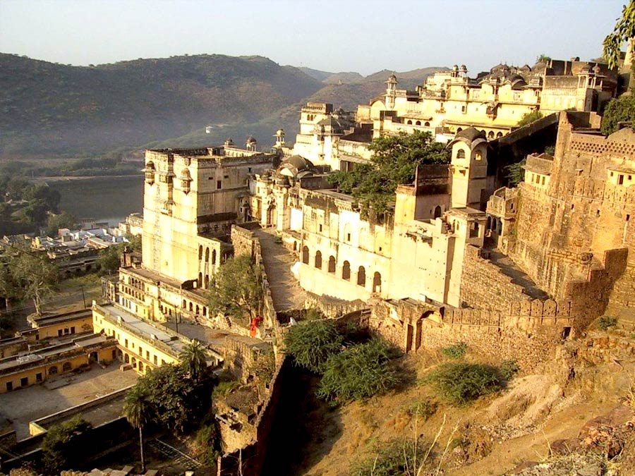 itinerary_khimsar_fort Rural Rajasthan Tour Package
