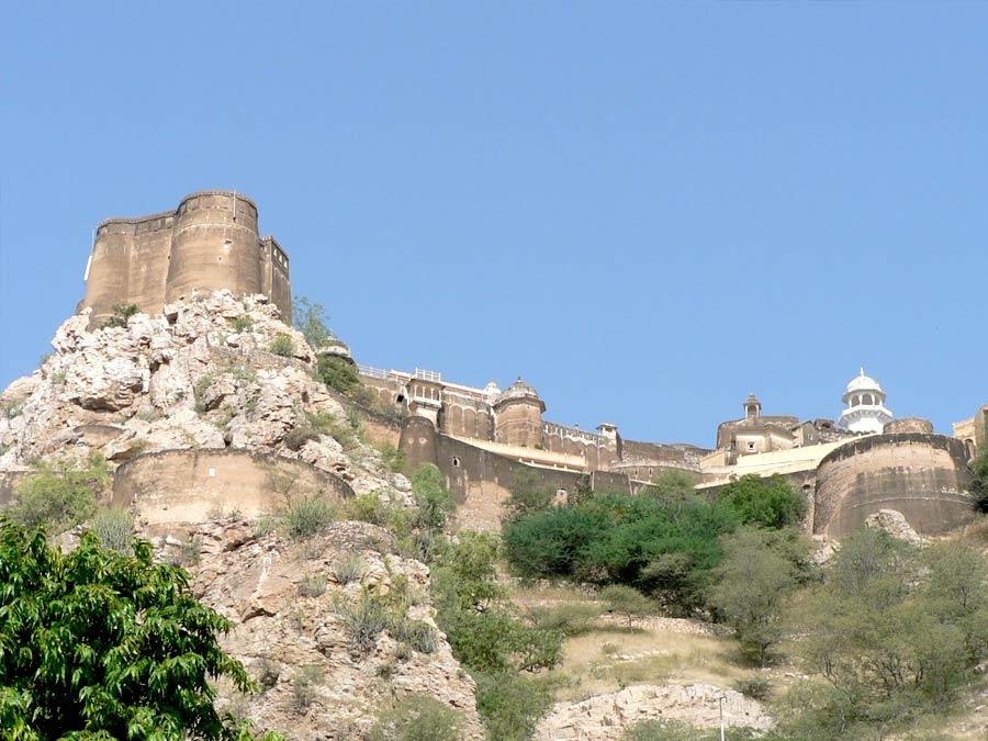 itinerary_kuchaman_fort Rural Tour of Rajasthan