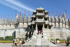 itinerary_kumbhal_ranakpur_temple Rajasthan Wildlife Tour Package