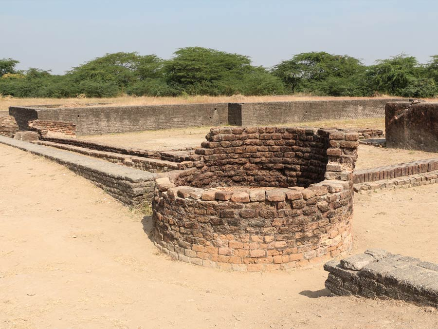 itinerary_lothal_complex Gujarat Architecture Tour