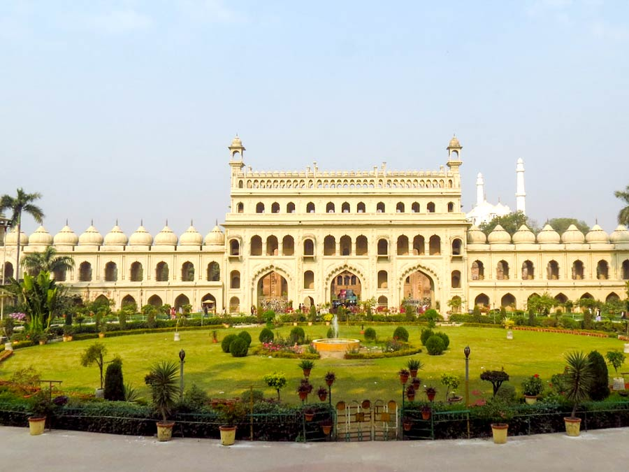 itinerary_lucknow_baraimambara Best of North India Tour Package