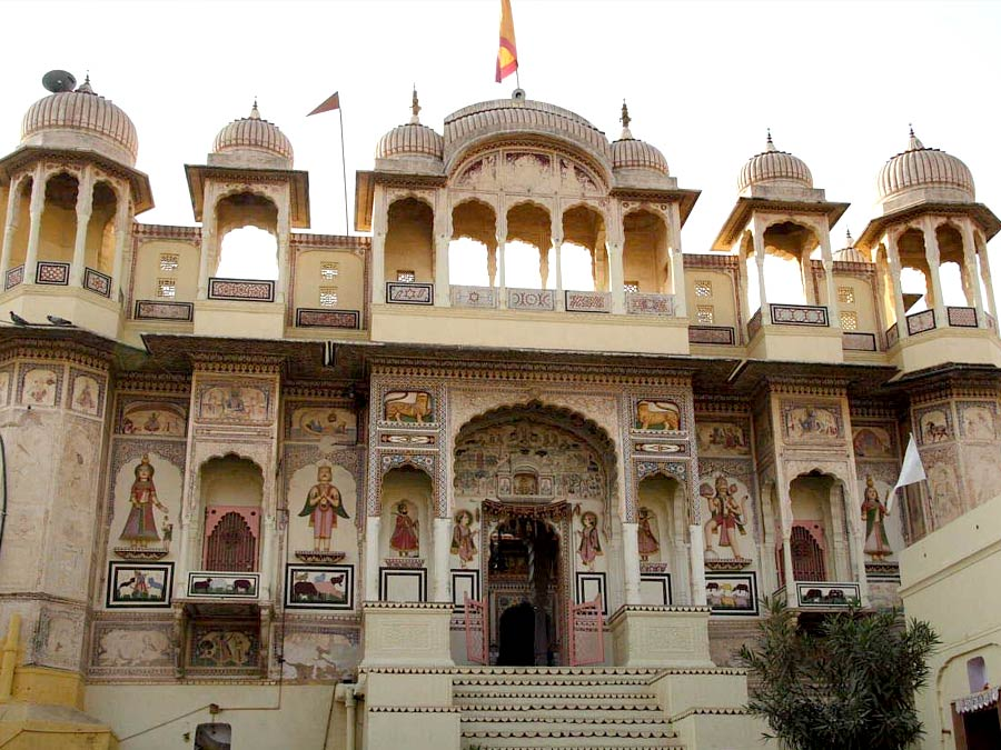 itinerary_mandawa_havelis Shekhawati Tour with Taj Mahal