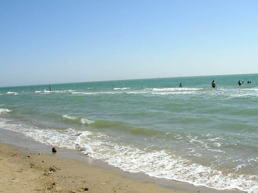 itinerary_mandvi_beach Golden Triangle Tour with Gujarat