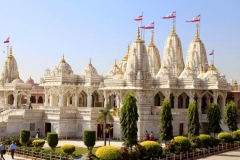 itinerary_mandvi_swaminarayantemple Golden Triangle Tour with Gujarat