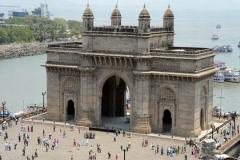 itinerary_mumbai_gateway Golden Triangle Tour with Mumbai