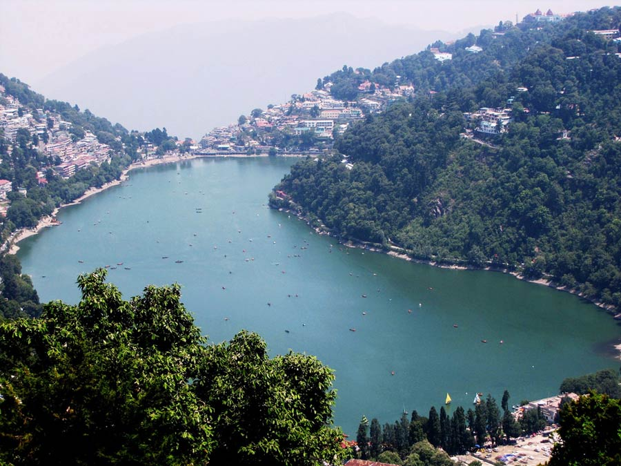 itinerary_nainital_topview Best of North India Tour Package