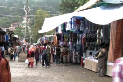 itinerary_nainital_market Best of North India Tour Package