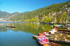 itinerary_nainital_nakki Best of North India Tour Package