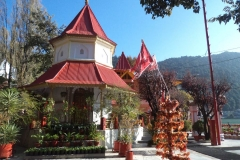 itinerary_nainital_temple Best of North India Tour Package