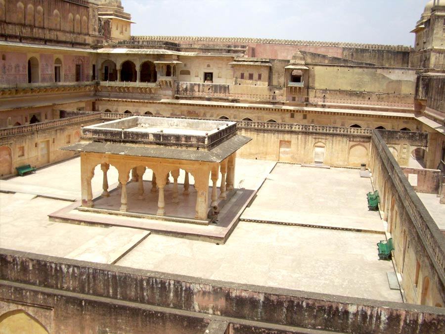 itinerary_laxmangarh_fort Rural Tour of Rajasthan