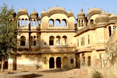 itinerary_nawalgarh_fort Rural Tour of Rajasthan