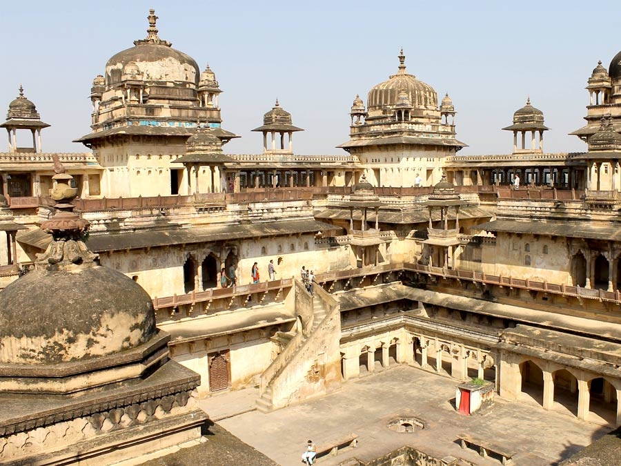 itinerary_orchha_fort