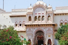 itinerary_orchha_rajaramtemple Great India Wildlife Tour