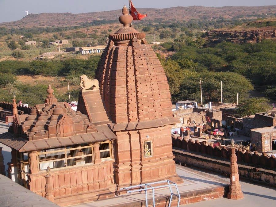 itinerary_osiyan_ramdevra Rajasthan Heritage Tour Package