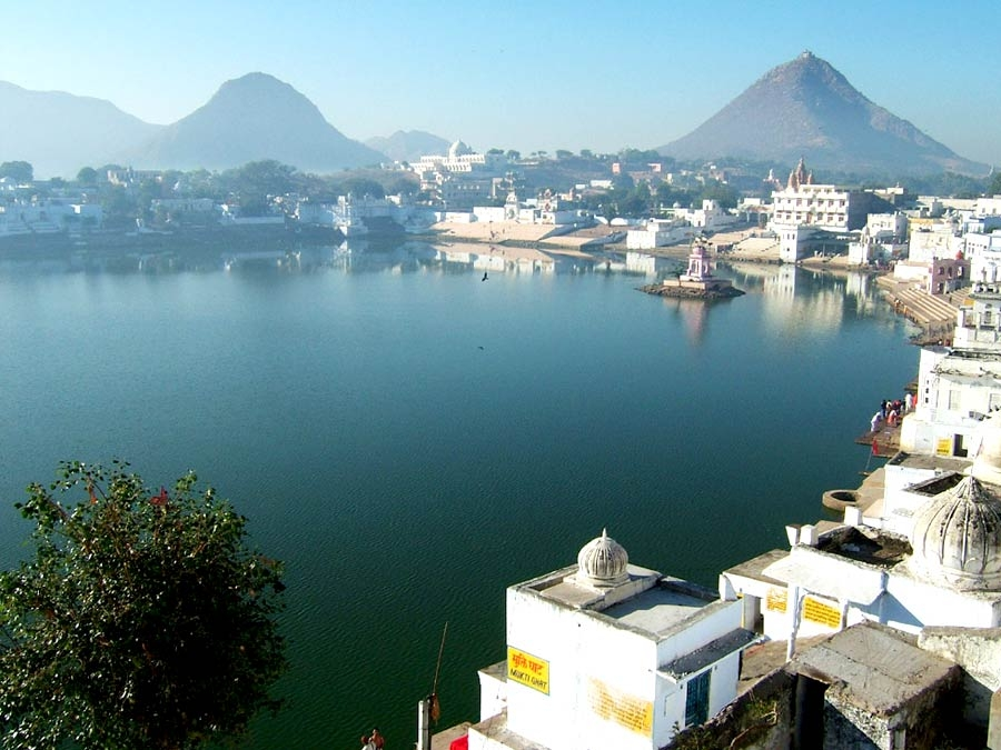 itinerary_pushkar_lake