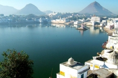 itinerary_pushkar_lake Rajasthan Heritage Tour Package
