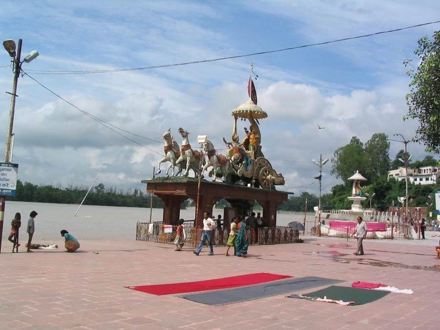 itinerary_rishikesh_ghat