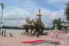 itinerary_rishikesh_ghat Golden Triangle Tour with Haridwar and Rishikesh